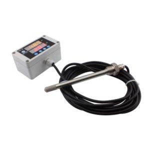 Paslanmaz Problu Kablolu Sıcaklık Nem Transmiteri
